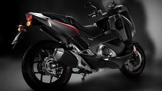 getlinkyoutube.com-Updated Model Of Honda Honda Integra 750 2016