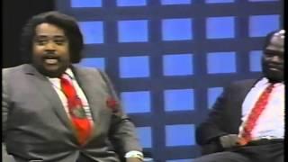 getlinkyoutube.com-Al Sharpton knocked on his ass by  Roy Innis