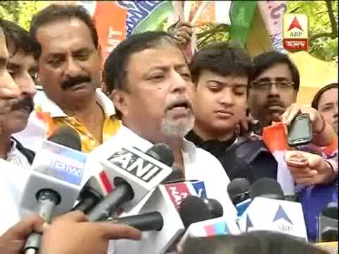 Mukul Roy condemned the CPM and SFI's act on tuesday
