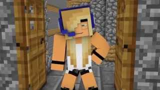 """getlinkyoutube.com-Minecraft Song: 1 HOUR Version """"Girls Know How To Fight""""  Minecraft Song"""