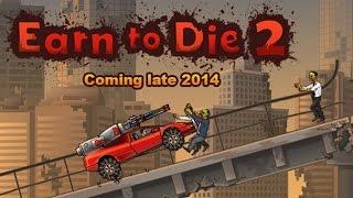 getlinkyoutube.com-Earn to Die 2 Zombie Racing Game - Android/iOS GamePlay