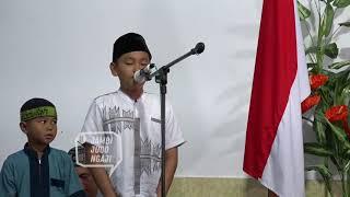 Bacaan Murrotal Al-qur'an Oleh Siswa SMP Ubay Bin Ka'ab