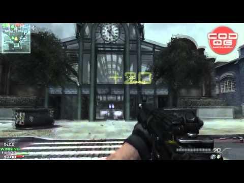 [UNDERGROUND] Modern warfare 3 gameplay + MW3 KillCam (Game Winning Kill)