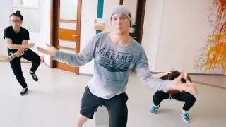 Miguel-Simple Things.Hip- Hop Choreography by Никита Пенцов.All Stars Workshop 05.2016