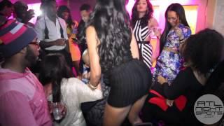 getlinkyoutube.com-Karlie Redd Twerking In Krave Lounge Saturday