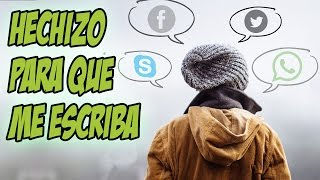 getlinkyoutube.com-Hechizo para que me Escriba - Muy Efectivo !!