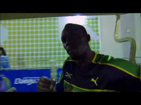 Usain Bolt - Behind The Scenes