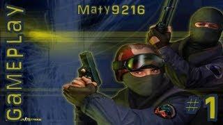 getlinkyoutube.com-Counter Strike 1.6, Gameplay [Parte 1] HD