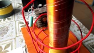 getlinkyoutube.com-Как сделать Трансформатор Тесла своими руками