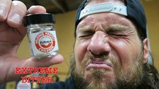 getlinkyoutube.com-The Most Bitter Substance Known To Man | Bitrex Taste Test (Warning: Vomit)