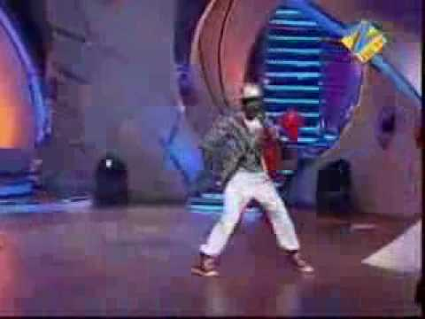 Dharmesh performed freestyle on Chura Ke Dil Mera (Dance India Dance-2) Jan 23