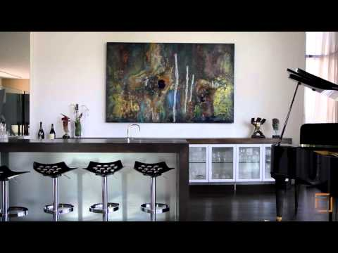 Modern Luxury Home on the Elbow River - Real Estate Property Video