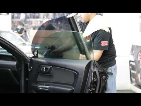 Pro Audio® | 3m Window Tinting (How To)