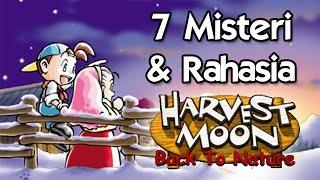 getlinkyoutube.com-7 Rahasia & Misteri Harvest Moon : Back to Nature yang Mungkin Belum Kamu Ketahui - TAG 7