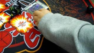 getlinkyoutube.com-PART 1: Bakugan Brawl - 4 Player Battle @ Park - LIVE Gundalian Invaders