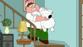 Brian Becomes Old And Severely Disabled - Family Guy
