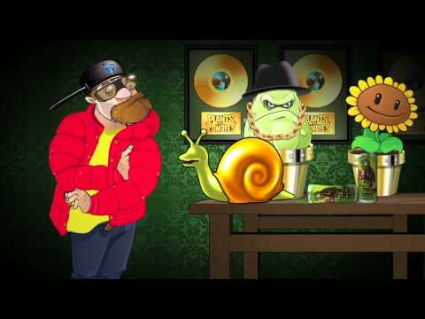 Plants vs. Zombies - Crazy Dave's Rap Video (Multi)