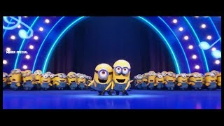 Despicable Me 3  2017  - Minion Idol  Stage Song Scene width=