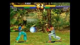 getlinkyoutube.com-PSX Longplay [132] Street Fighter Ex 2