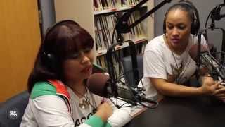 getlinkyoutube.com-Bonnie B discusses being Tanboys 1st Lady & Griselda Blanco influence