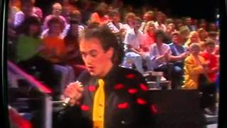 Tommy Steiner - Rote Lippen - ZDF-Hitparade - 1992