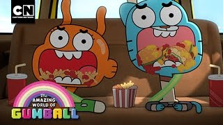 getlinkyoutube.com-No Driver | Gumball | Cartoon Network