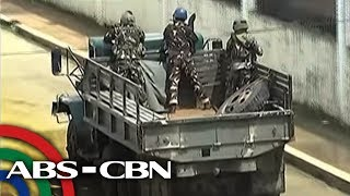 TV Patrol: Air strikes sa Marawi, pinakawalan laban sa Maute (Part 1)