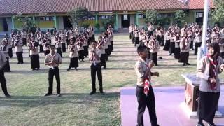 getlinkyoutube.com-Senam Pinguin Pramuka SMA N 1 WANASARI