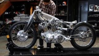 getlinkyoutube.com-Black Falcon by Falcon Motorcycles