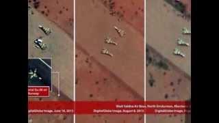 getlinkyoutube.com-صور القمر الصناعي تكشف إضافة قاذفات قنابل لترسانة حكومة المؤتمر الوطني