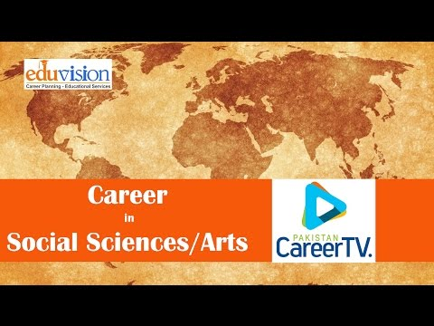Career in Social Sciences