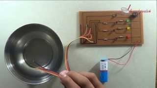 getlinkyoutube.com-Make a Water Level Indicator at Home ( Hindi / Urdu )