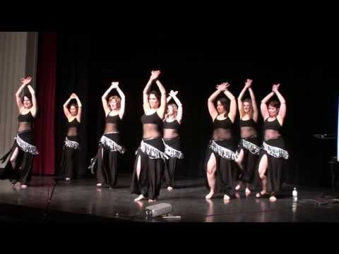 Belly Dance Pop Fusion