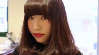 「ギグス デ チェンジ #33」hair cut ! before and after
