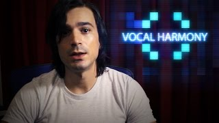 How to HARMONIZE vocally (part 2)