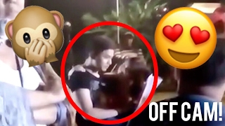 Alden Richards and Maine Mendoza OFF CAM! (MUST WATCH! KiLiG!)