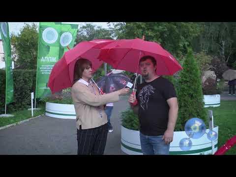 День воды 2019. Интервью с Евгением Олейником