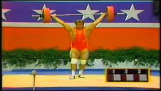getlinkyoutube.com-Olympics 1984 Weighlifting