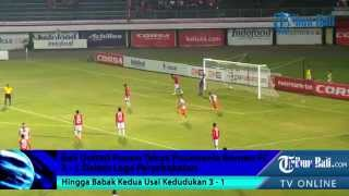 getlinkyoutube.com-Bali United vs Pusamania Borneo FC mpeg4