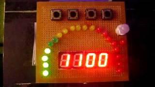 Tacómetro Digital de RPM
