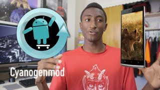 getlinkyoutube.com-The New Cyanogenmod!