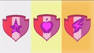 getlinkyoutube.com-Apple Bloom, Sweetie Belle, and Scootaloo got their cutie marks!!!