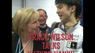 getlinkyoutube.com-Tracy Wilson Talks to TSL about Working with Yuzuru Hanyu & Yuna Kim