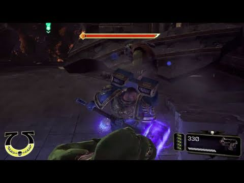 Warhammer 40,000: Space Marine Comic-Con 2011 (PC, PS3, Xbox 360)