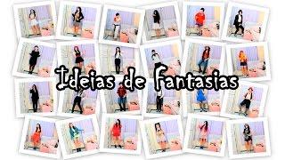 Idéias Fáceis de Fantasias: Garotas & Garotos
