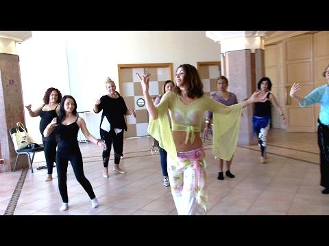 Workshops with - Marita Shalvi - Belly Dancer
