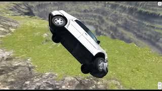 getlinkyoutube.com-BeamNG.Drive Mod : Leap Of Death (Crash test)