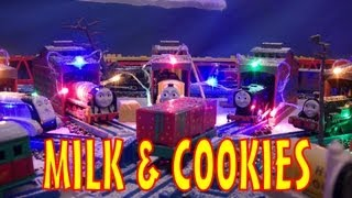 getlinkyoutube.com-TOMICA Thomas & Friends Short 23: Milk & Cookies