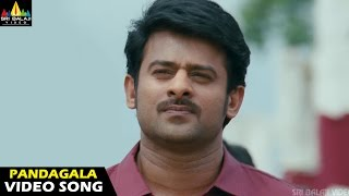 getlinkyoutube.com-Mirchi Songs   Pandagala Video Song   Latest Telugu Video Songs   Prabhas, Anushka