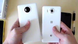getlinkyoutube.com-Unboxing: Microsoft Lumia 950 XL